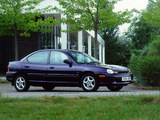 Photos of Chrysler Neon UK-spec 1994–99