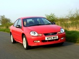 Pictures of Chrysler Neon R/T UK-spec 1999–2004