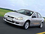 Chrysler Neon EU-spec 1999–2004 wallpapers