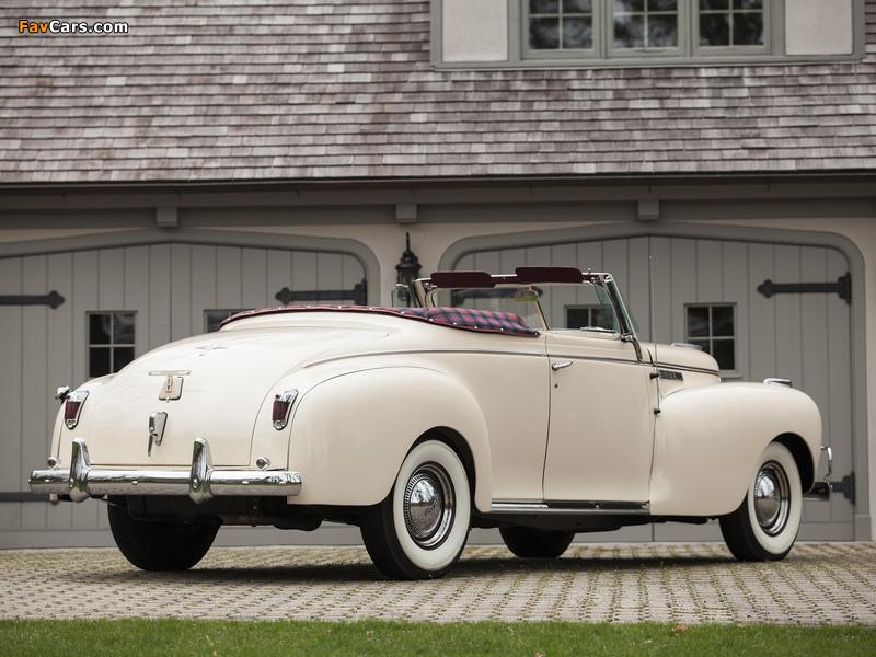 Chrysler New Yorker Highlande 1940 pictures (800 x 600)