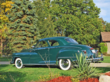 Chrysler New Yorker Club Coupe 1948 images