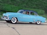 Chrysler New Yorker DeLuxe Sedan 1954 images