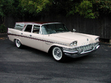 Chrysler New Yorker Town & Country (C76 168) 1957 photos
