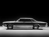 Chrysler New Yorker Hardtop Sedan (834) 1963 wallpapers