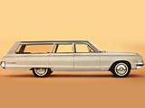 Chrysler New Yorker Town & Country (AC3-H C77) 1965 photos