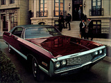Chrysler New Yorker Hardtop Sedan (CH43) 1970 photos