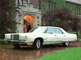 Chrysler New Yorker Hardtop Sedan 1978 wallpapers