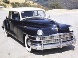 Chrysler New Yorker Coupe 1946 photos
