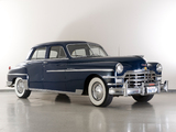 Chrysler New Yorker Sedan 1949 photos