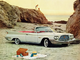 Chrysler New Yorker Convertible 1960 pictures