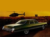 Chrysler New Yorker 4-door Sedan 1973 pictures