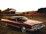 Chrysler New Yorker Brougham 4-door Hardtop 1973 wallpapers