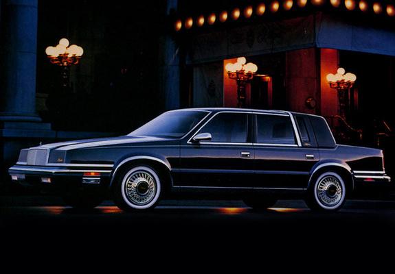 Chrysler New Yorker 1988 91 Images