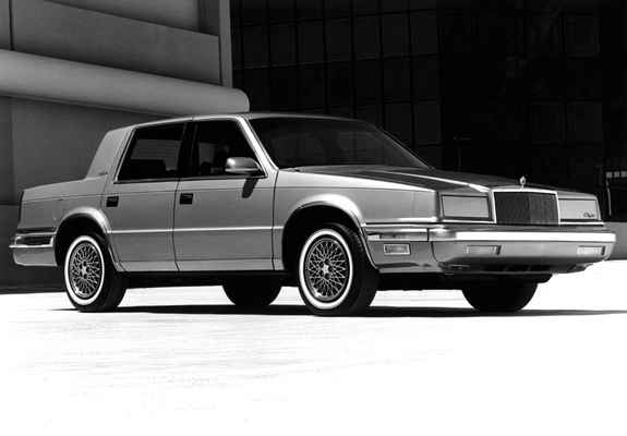 Chrysler New Yorker 1988 91 Photos