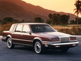 Chrysler New Yorker 1988–91 pictures