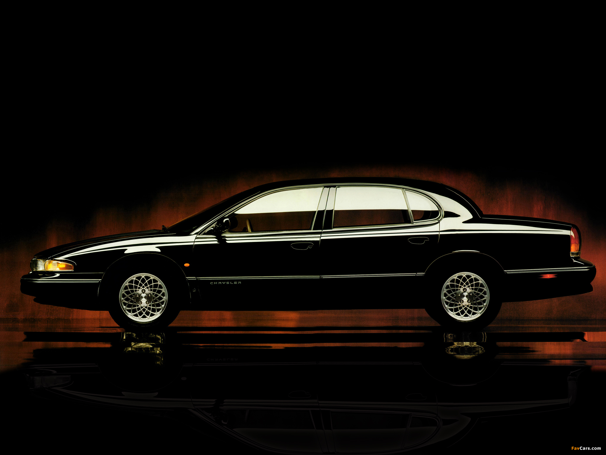 Chrysler New Yorker 1994–96 wallpapers (2048 x 1536)