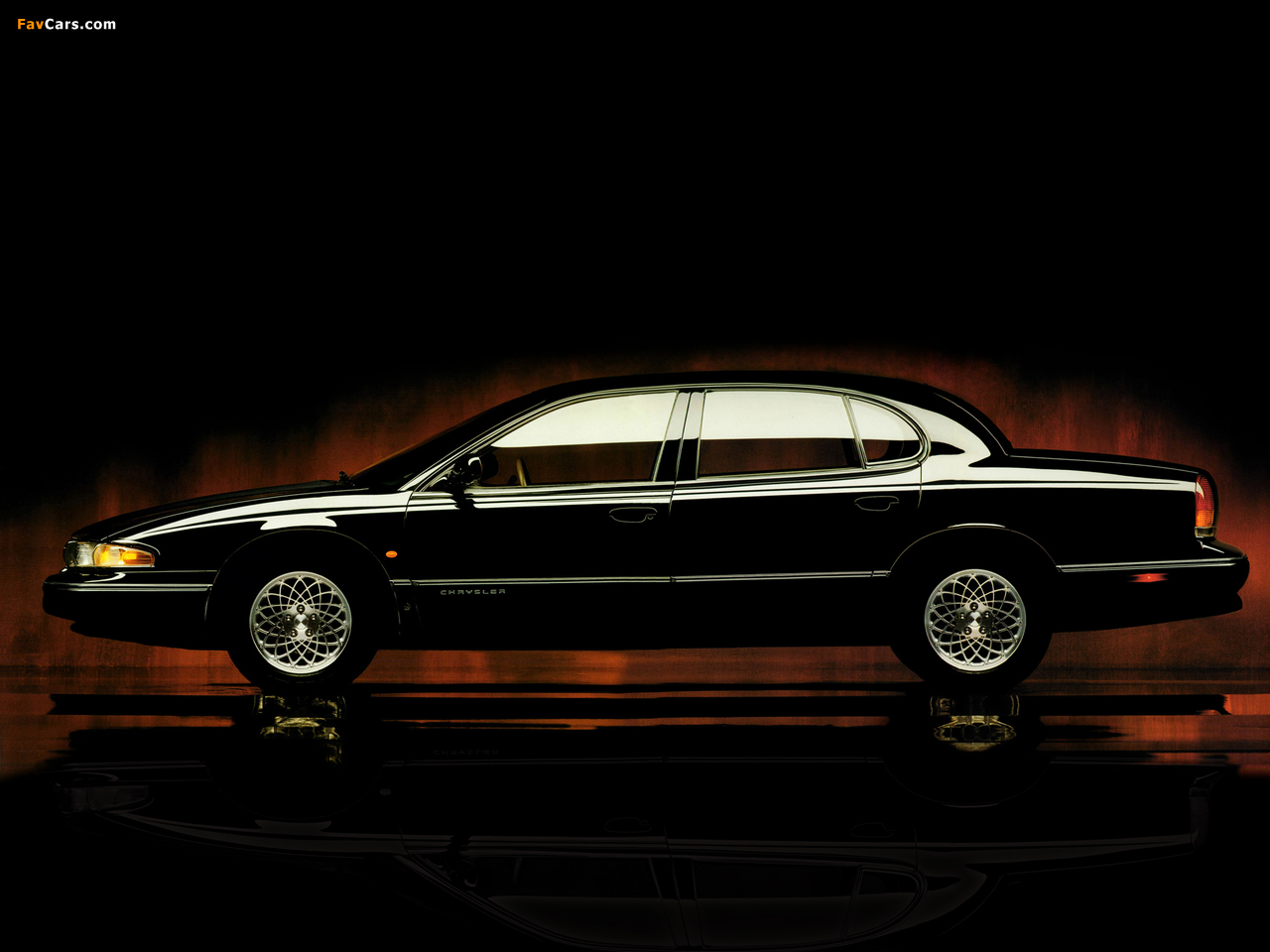 Chrysler New Yorker 1994–96 wallpapers (1280 x 960)