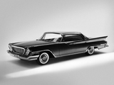 Images of Chrysler New Yorker Hardtop Sedan (834) 1961