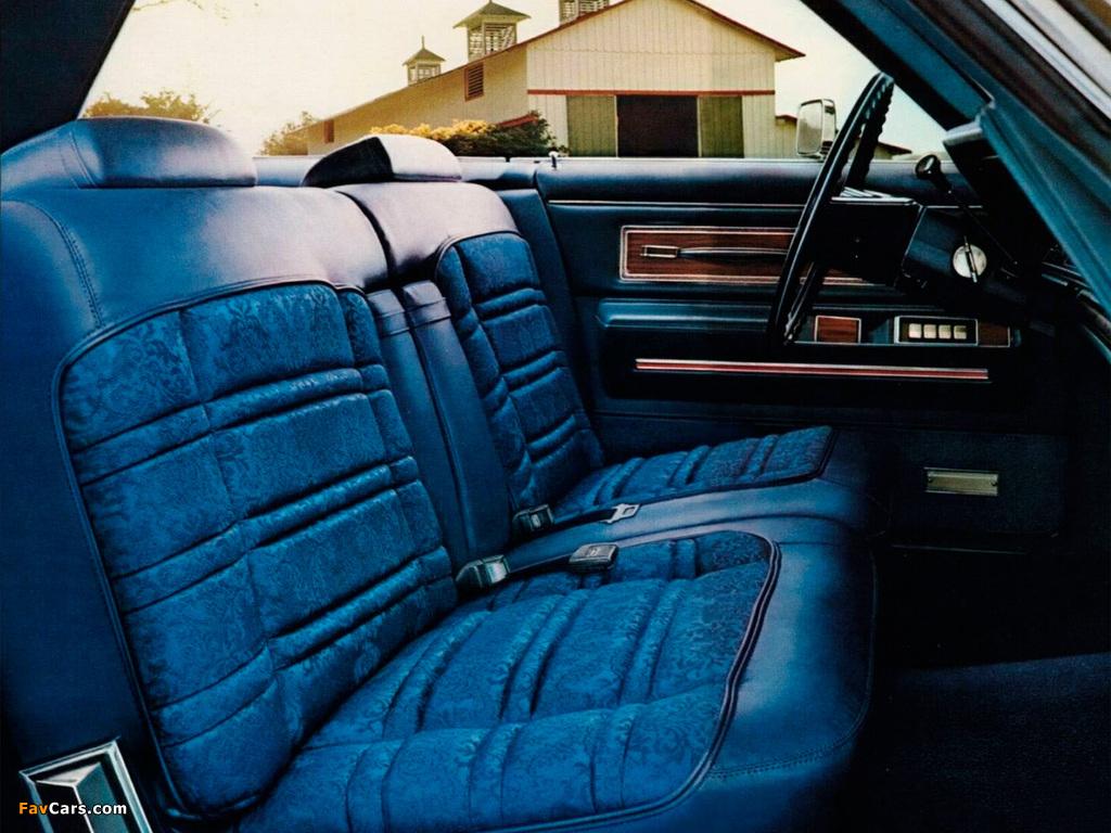 Photos of Chrysler New Yorker 2-door Hardtop 1971 (1024 x 768)