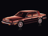 Photos of Chrysler New Yorker Landau 1988–91