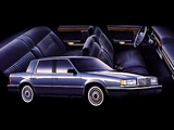 Photos of Chrysler New Yorker Salon 1990