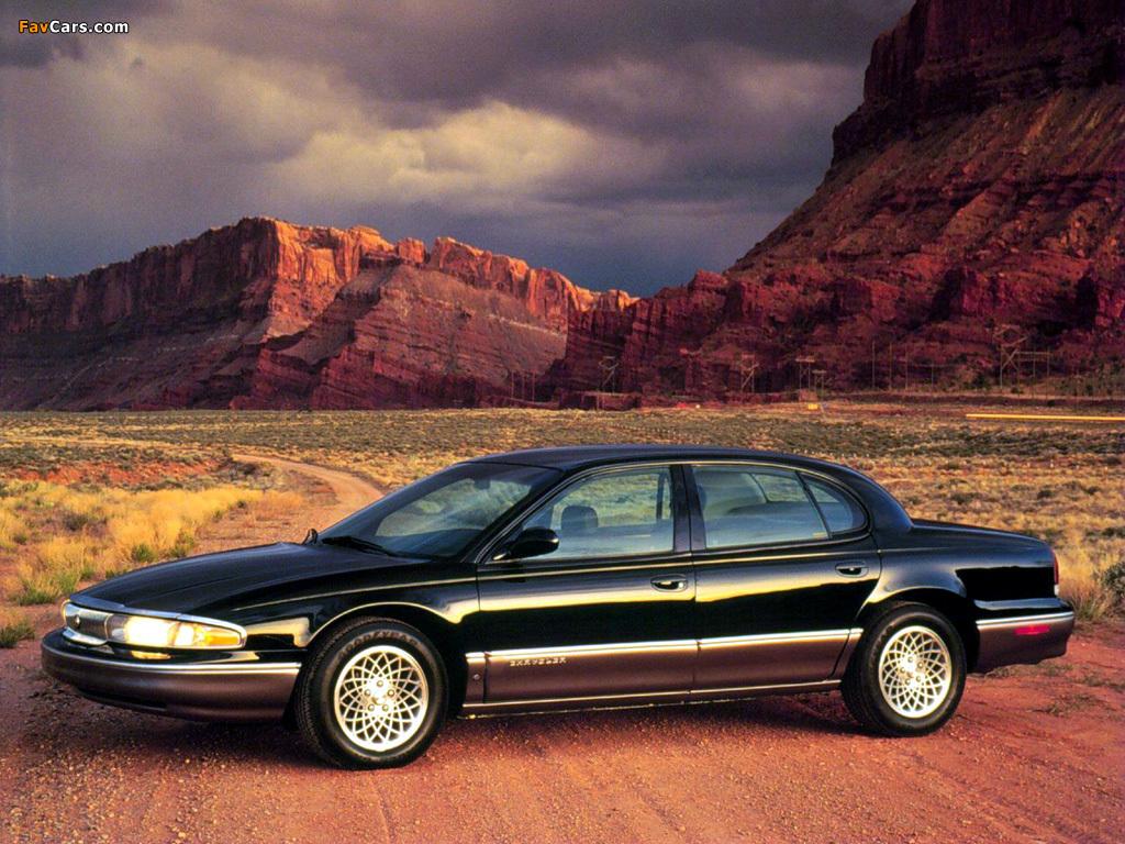 Photos of Chrysler New Yorker 1994–96 (1024 x 768)