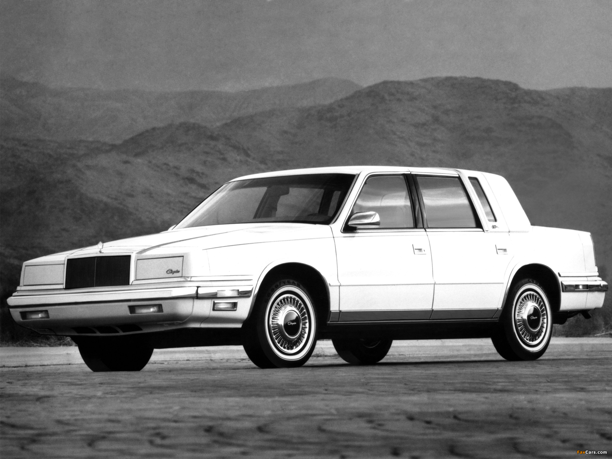 Pictures of Chrysler New Yorker 1988–91 (2048 x 1536)