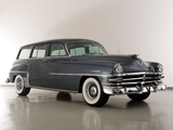 Pictures of Chrysler New Yorker Town & Country Station Wagon 1953
