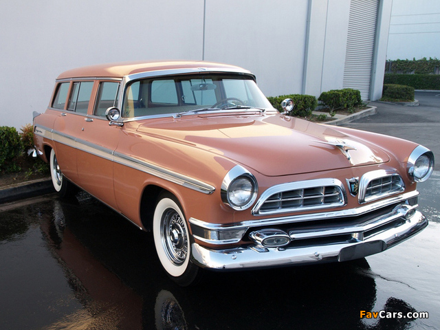 Pictures of Chrysler New Yorker Station Wagon 1955 (640 x 480)