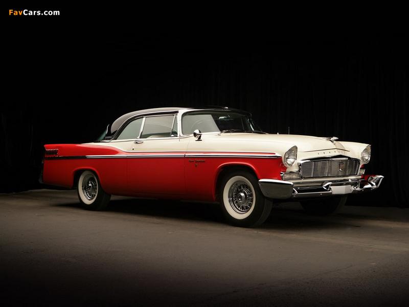 Pictures of Chrysler New Yorker 2-door Hardtop 1956 (800 x 600)