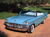 Pictures of Chrysler New Yorker Convertible 1957