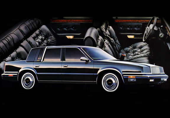 Pictures Of Chrysler New Yorker 1988 91