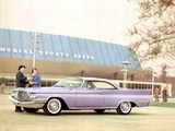 Chrysler New Yorker Hardtop Coupe 1960 wallpapers