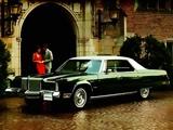 Chrysler New Yorker Brougham Hardtop Sedan (CS43) 1977 wallpapers