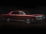 Chrysler New Yorker 4-door Hardtop 1969 wallpapers