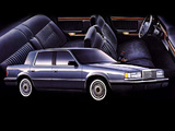 Chrysler New Yorker Salon 1990 wallpapers