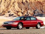 Chrysler New Yorker 1994–96 wallpapers