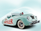 Chrysler Newport Dual Cowl Phaeton LeBaron Pace Car 1941 photos