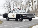 Chrysler Newport Police Cruiser 1963 images