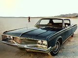 Chrysler Newport Custom Hardtop Coupe 1968 pictures