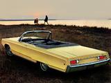 Chrysler Newport Convertible 1968 wallpapers