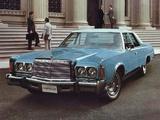 Chrysler Newport 4-door Pillared Hardtop 1977 wallpapers