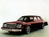 Chrysler Newport Sedan 1981 wallpapers