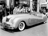 Images of Chrysler Newport Dual Cowl Phaeton LeBaron Pace Car 1941