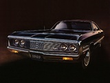 Images of Chrysler Newport Custom 2-door Hardtop 1969