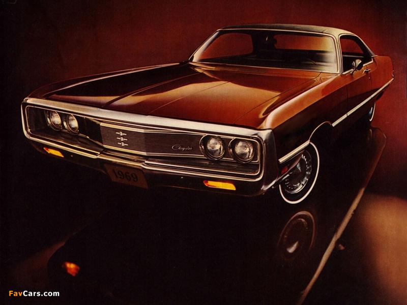 Images of Chrysler Newport Custom 2-door Hardtop 1969 (800 x 600)