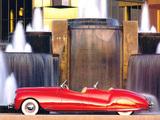 Photos of Chrysler Newport LeBaron Concept Car 1941