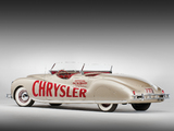 Photos of Chrysler Newport Dual Cowl Phaeton LeBaron Pace Car 1941