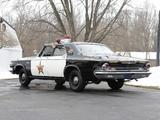 Photos of Chrysler Newport Police Cruiser 1963