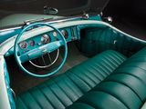 Pictures of Chrysler Newport Dual Cowl Phaeton LeBaron Pace Car 1941